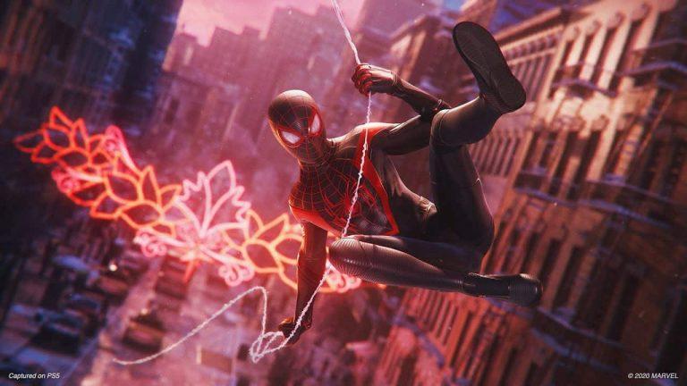 در بازی Spider-Man Miles Morales تنها یک شخصیت قابل بازی وجود دارد