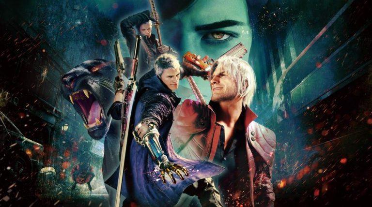 جزئیات گرافیکی Devil May Cry 5 Special Edition برای پلی استیشن 5 فاش شد