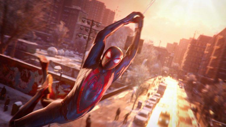 حجم آپدیت روز نخست بازی Marvel's Spider-Man: Miles Morales مشخص شد
