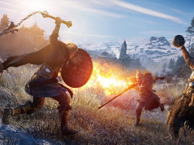 کیفیت اجرایی بازی Assassin's Creed Valhalla روی کنسول های نسل نهمی مشخص شد