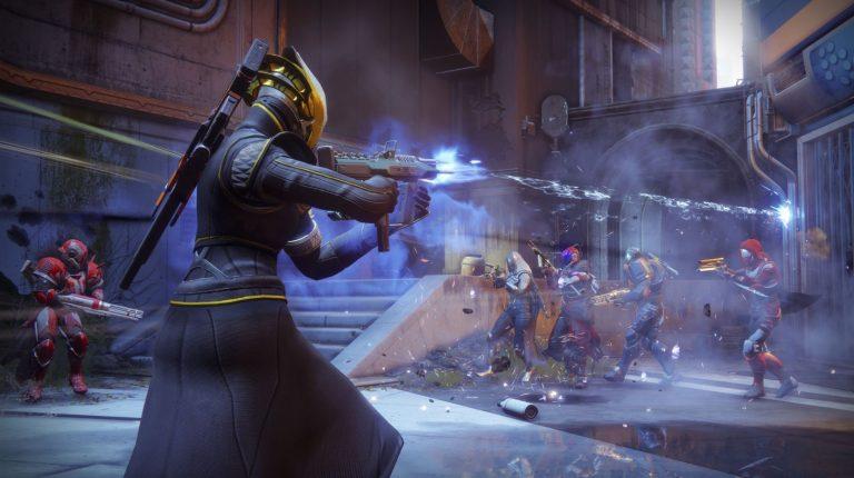بازی Destiny 2 با فریم 120fps روی PS5 اجرا می شود