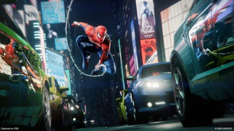 هم اکنون می توان داده های بازی Marvel's Spider-Man Remastered را به پی اس 5 انتقال داد