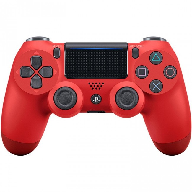DualShock 4 Red New Series - PS4