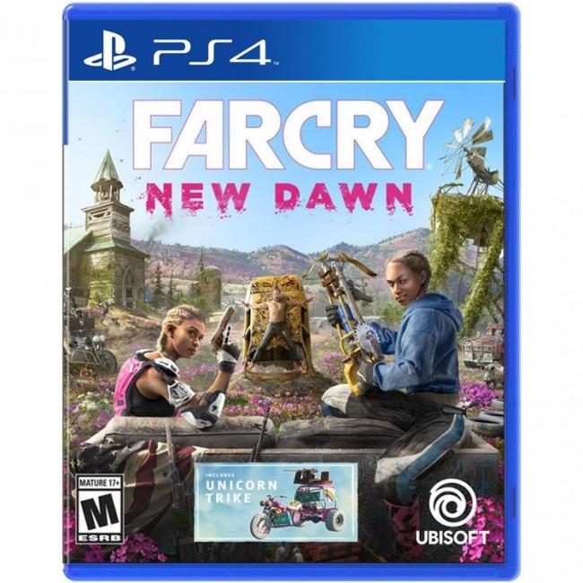 Far Cry New Dawn with Unicorn Trike