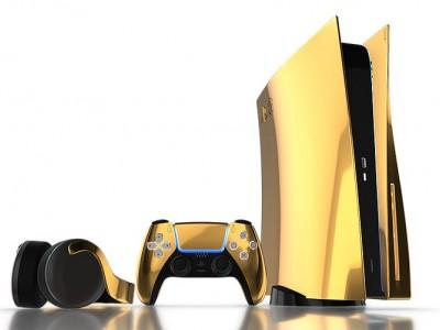 بزودی پیش فروش نسخه منحصربفرد طلای 24 عیار پلی استیشن 5 آغاز میشود