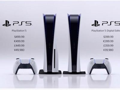 تاریخ عرضه کنسول پلی استیشن 5 و نسخه دیجیتالی آن مشخص شد