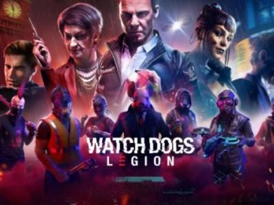 انتشار امتیازات بازی Watch Dogs Legion یوبیسافت