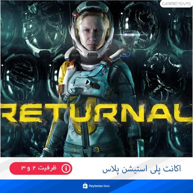 خرید اکانت قانونی بازی Returnal برای PS5
