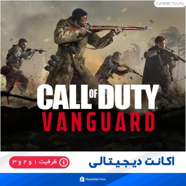 خرید اکانت قانونی بازی Call of Duty Vanguard برای PS4|PS5