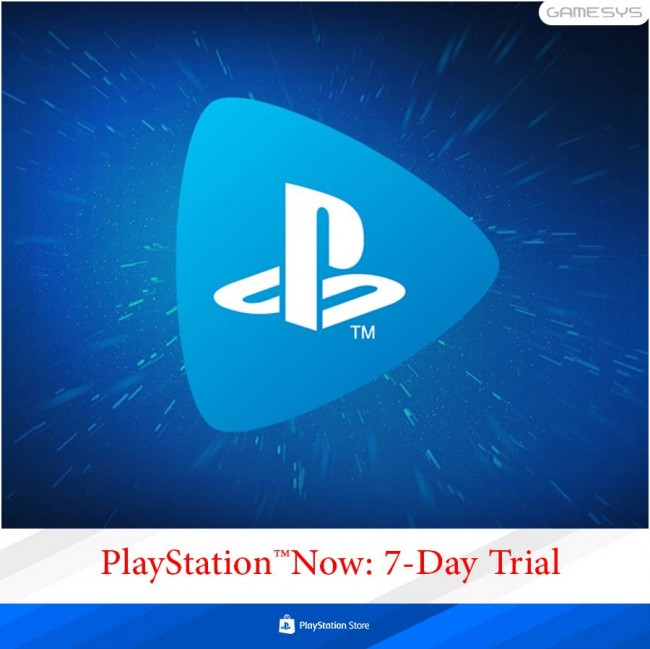 PlayStation™Now: 7-Day Trial