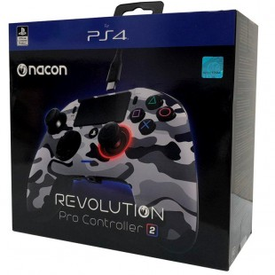 NACON Revolution PRO Controller V2 - Gray Camo - PS4