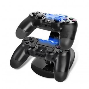OIVO Charging Dock Station Stand for PS4 Controller