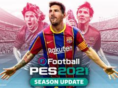 تصویر کاور آپدیت فصلی بزرگ بازی PES 2021 رونمایی شد