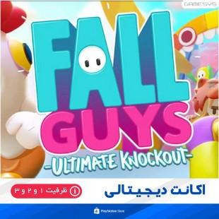 خرید اکانت قانونی بازی fall guys برای PS5|PS4