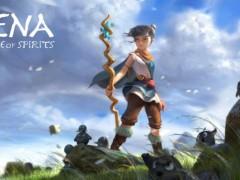 بازی Kena: Bridge Of Spirits کنسول پلی استیشن 5 تصویر کاور مجله ماه بعد گیم اینفورمر شد