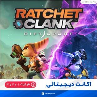 خرید اکانت قانونی بازی  Ratchet & Clank: Rift Apart برای PS5