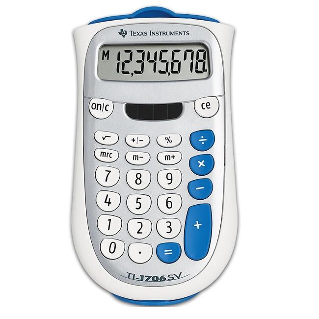 ماشین حساب تگزاس TI-1706sv