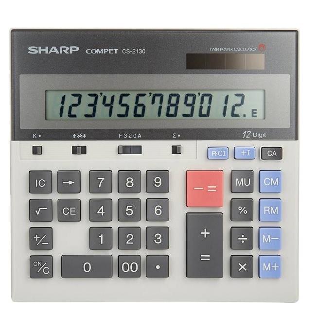 ماشین حساب شارپ cs-2130