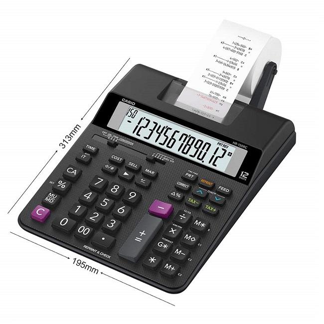 ماشین حساب کاسیو HR-150RC