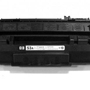 تونر مشکی مدل 53A