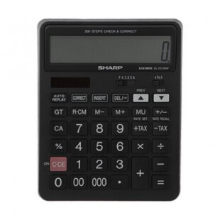 ماشین حساب شارپ مدل EL-CC12GP