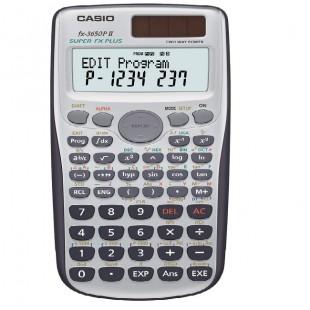 ماشین حساب کاسیو FX-3650p II