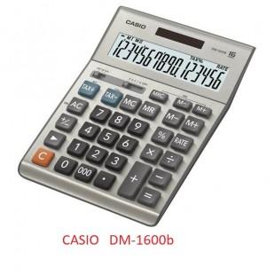 ماشین حساب کاسیو dm-1600b