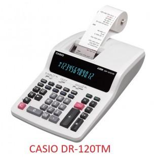 ماشین حساب کاسیو DR-120TM