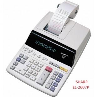 ماشین حساب شارپ  EL-2607P