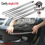 4pcs/set Car Anti-collision Strip Bumper Protector