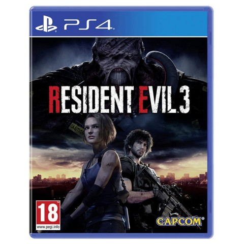Resident Evil 3 Remake - PS4 کارکرده