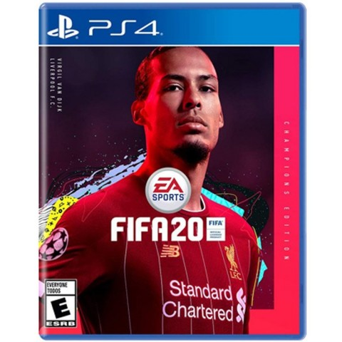 FIFA 20 Champion Edition - PS4 کارکرده