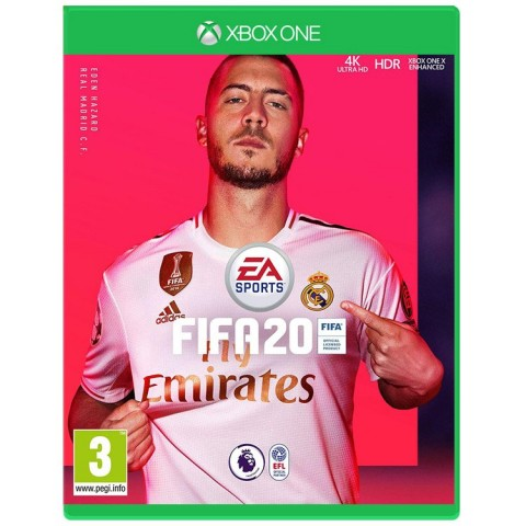 FIFA 20 Standard Edition - XBOX ONE کارکرده