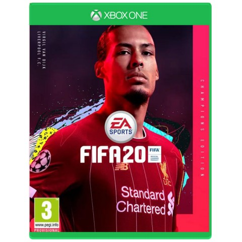 FIFA 20 Champion Edition - XBOX ONE کارکرده