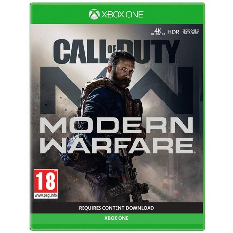Call Of Duty Modern Warfare -XBOX ONE