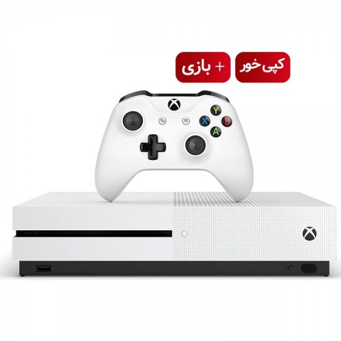 Xbox One S 1TB - With Game