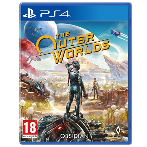 The Outer Worlds- PS4 کارکرده