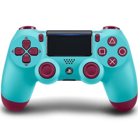 Dualshock 4 Slim Controller - Berry Blue