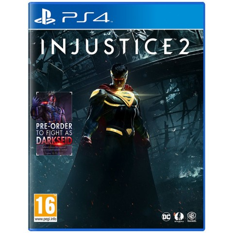 Injustice 2 - PS4 کارکرده