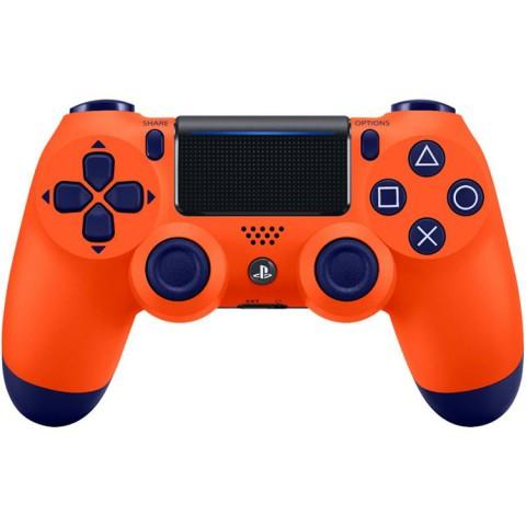 Dualshock 4 Slim Controller - Sunset Orange