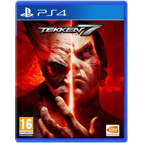 Tekken 7 - PS4 کارکرده