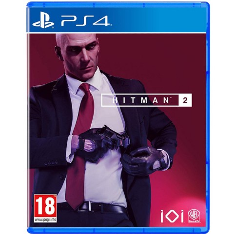 Hitman 2 - PS4 کارکرده