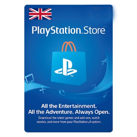 Playstation Store UK
