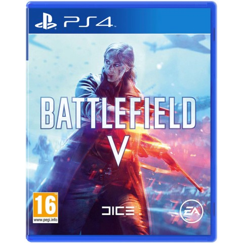 Battlefield V- PS4 کارکرده