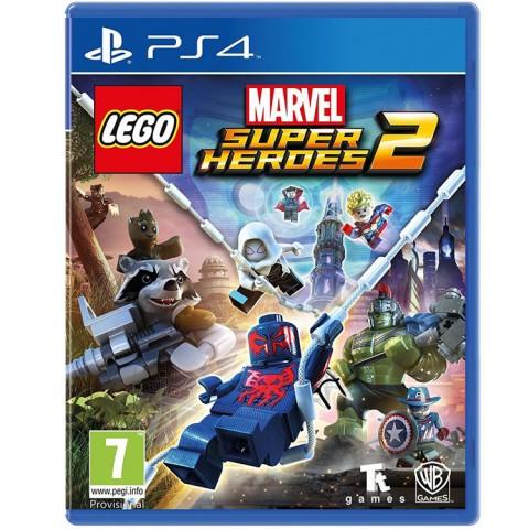 Lego Marvel Super Heroes 2- PS4 کارکرده