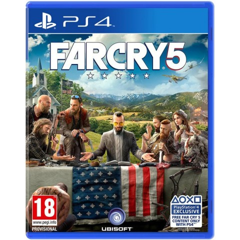 Far Cry 5- PS4