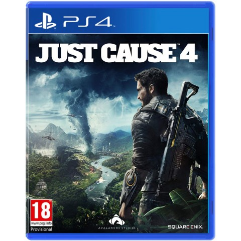 Just Cause 4- PS4
