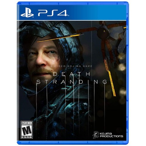 Death Stranding- PS4 کارکرده