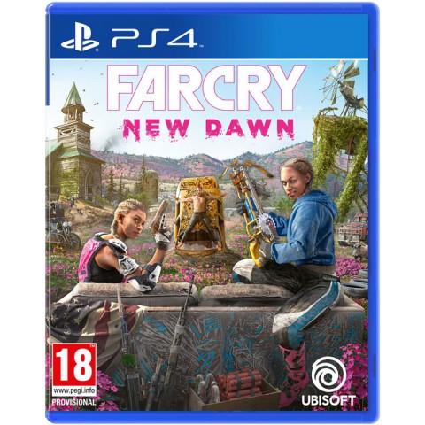 Far Cry New Dawn- PS4 کارکرده