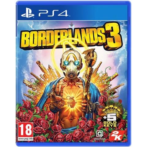 Borderlands 3- PS4